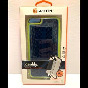 GRIFFIN IPhone 8 Plus Identity Ultraslim BNT